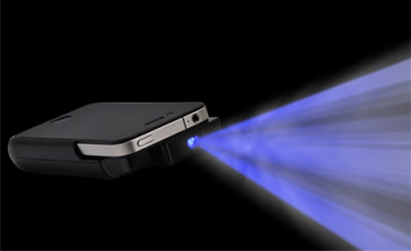 Monolith Projector iPhone Case